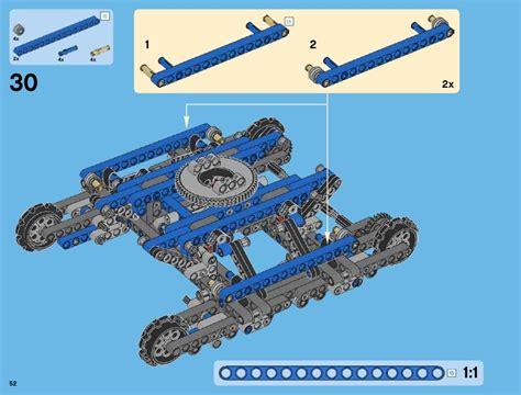 Lego Crawler Crane 42042 lego crawler crane 42042 technic