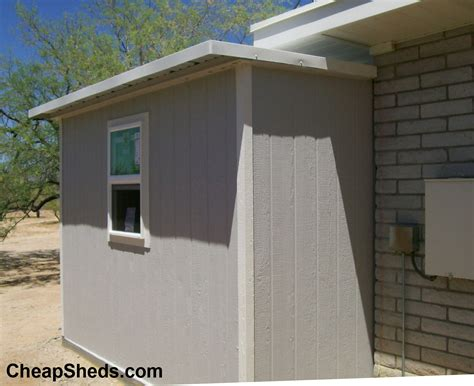 Cheap Lean To Shed by How To Build A Lean To Style Shed