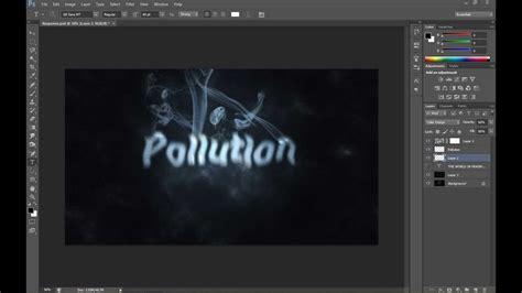 tutorial photoshop cs6 typography adobe photoshop cs6 smoke typography tutorial youtube