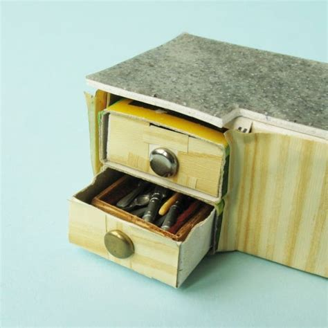 Bugs In Kitchen Drawers by Bugs And Fishes By Lupin