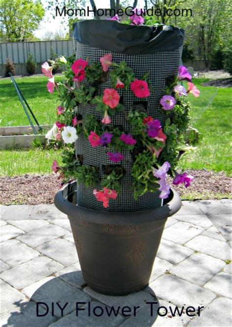 Planter Tower by Tower Planter Ideas Hometalk