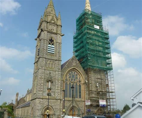 Claudy Resto restoration of st s church claudy jpm contracts