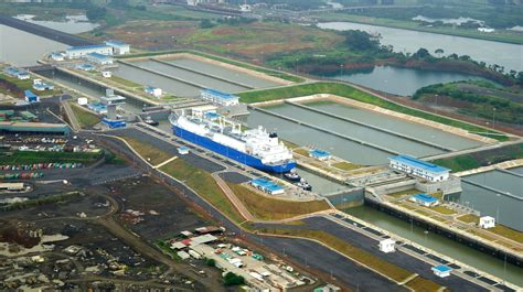 Panama Canal Records Panama Canal Authority Palm Expand Strategic Alliance Safety4sea
