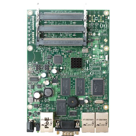 Mikrotik Rb433ah Routerboard mikrotik routerboard rb433 routeros level 4 wi fi