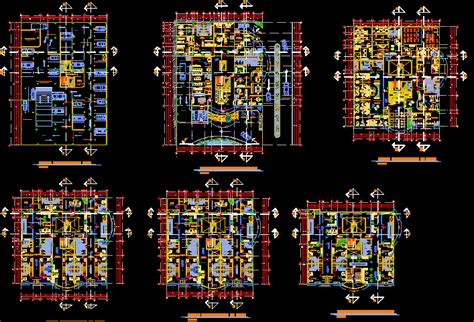 Patio Furniture Plan View