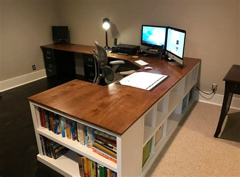 how to make a corner computer desk 23 diy computer desk ideas that make more spirit work