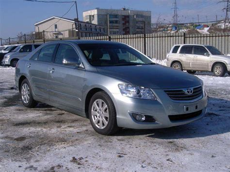 Used 2008 Toyota Camry Used 2008 Toyota Camry Photos 2000cc Gasoline Ff