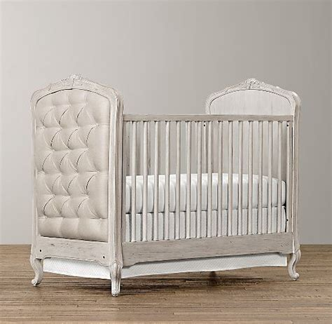 Restoration Hardware Colette Crib by Colette Crib Trappings
