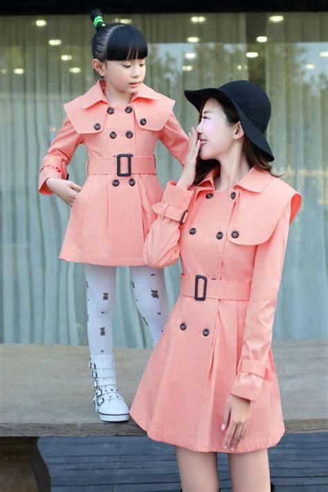 Jaket Anak Leo Cloth set jaket korea ibu dan anak korean coat
