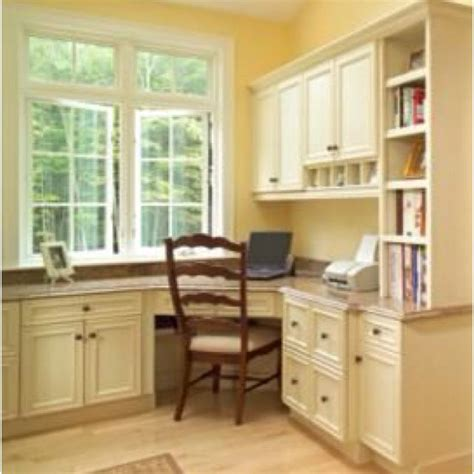 Built In Corner Desk Ideas Built In Corner Desk There S No Place Like Home