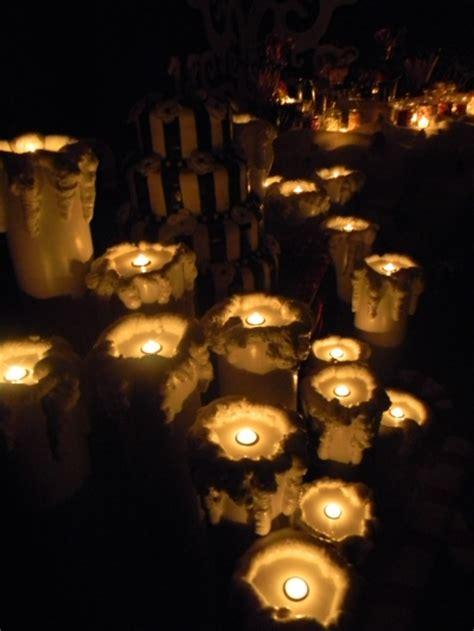 candele giganti scenografie the props maker scenographies and
