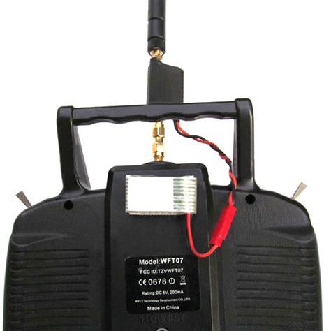 Antenna Fplr 24 Dji Phantom 2 4g 2w radio signal booster antenna feeder for dji phantom multirotor tx extend range