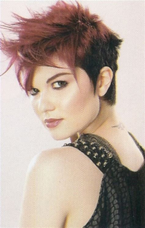 edgy hair styles for older women edgy haircuts for older women short hairstyle 2013