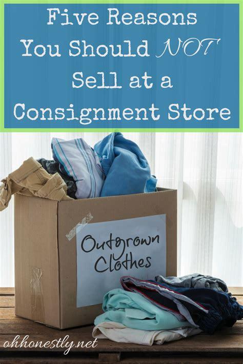 3 reasons you should not get a vixen sew in five reasons you should not sell at a consignment store