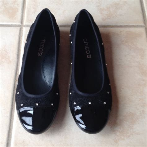 chicos shoes 56 chico s shoes like new chico s ballet flat from