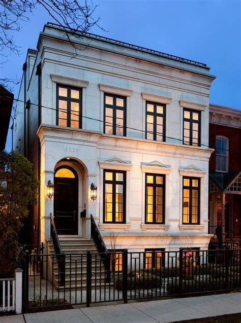 townhouse or house chicago townhouse the home pinterest