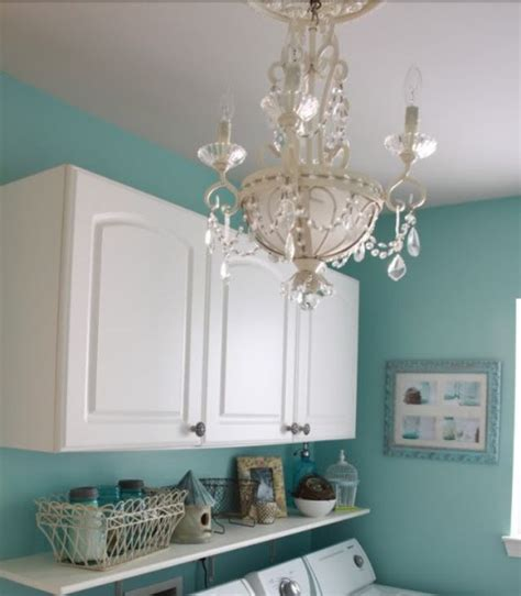 laundry room chandelier paint color for the home