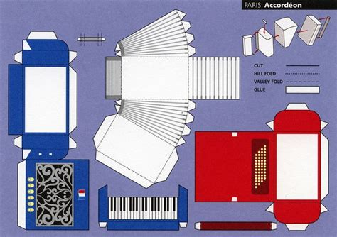 Cut Out And Make Paper Models - 92 best images about miniature on