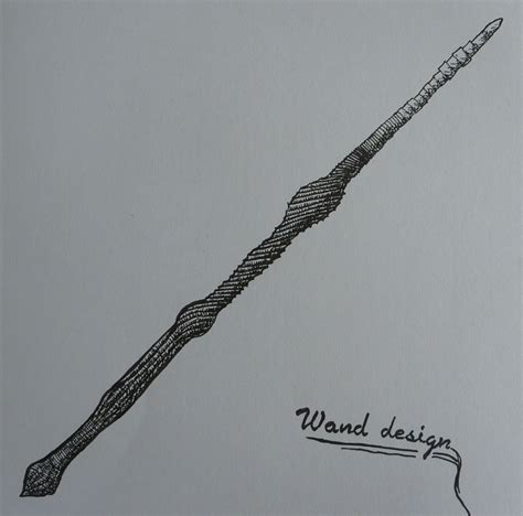 wand designs wand design harry potter by eatingmoonlight on deviantart