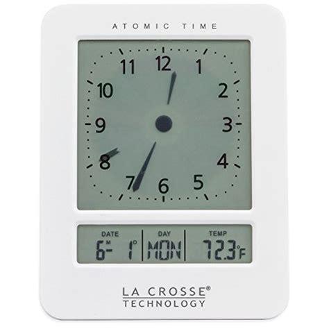 top 5 best clock radio dual alarm atomic for sale 2017 best deal expert