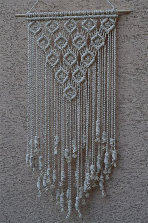 Wall Hangings - home decorative modern macrame wall hanging ebay