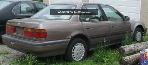 how to work on cars 1991 honda accord seat position control 91 honda accord lx 4 door sedan automatic running needs minor work 165k 1991