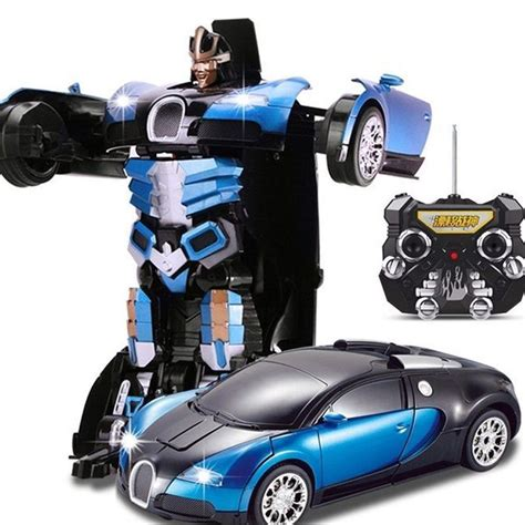 Rc Transformer rc transformer bugatti blue large planet x