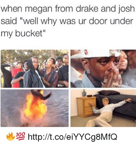 Drake Josh Memes - 25 best memes about megan from drake and josh megan