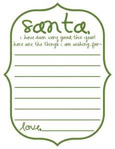 printable santa list templates by day crafter by free printable dear santa
