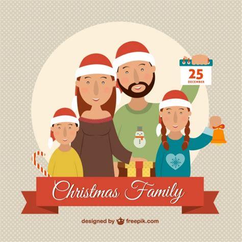 Family Natal I Do ilustra 231 227 o da fam 237 lia do natal baixar vetores gr 225 tis