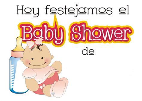 Como Adornar Para Un Baby Shower by Tutorial De Artesan 237 As Carteles Para Baby Shower