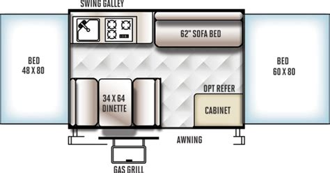 tent trailer floor plans travel trailer rental milwaukee travel trailer rental