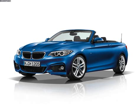 Bmw 2er Cabrio by Bmw 2 Series Convertible With M Sport Package