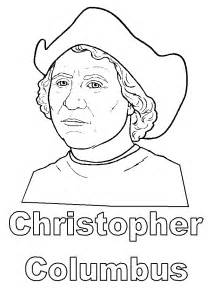 christopher columbus coloring pages yahoo