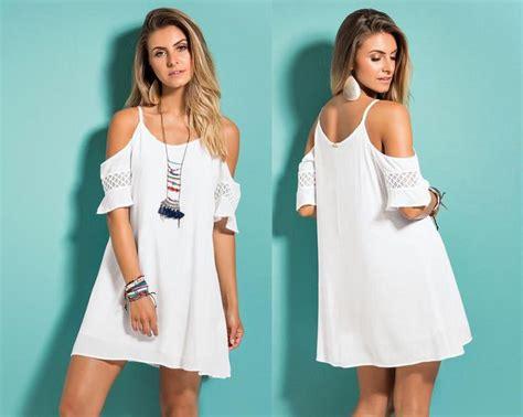 Korea Top Longsleeve Renda Blackk Wgset0161 best 25 vestido branco renda ideas on vestido
