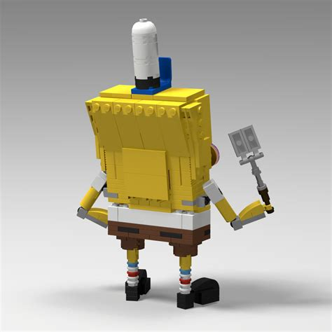 Lego Sponge Bob by The World S Best Photos Of Lego And Spongebob Flickr