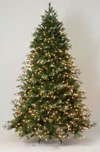 4 5 cascade fir artificial christmas tree with clear led