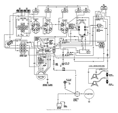 generac ex l 10000 wiring schematic wiring diagram with