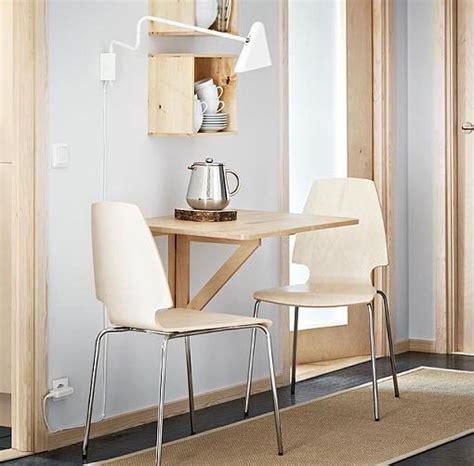 mesas de cocina ikea baratas extensibles de madera unacasabonita