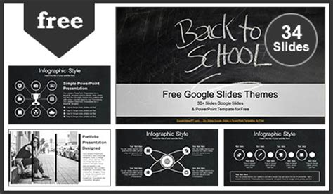 google slides themes education back to school education google slides themes