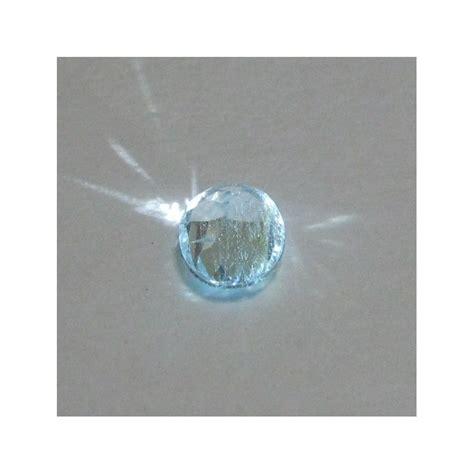 Batu Blue Topaz 4 50 Karat batu topaz 1 carat betuk oval harga promo murah