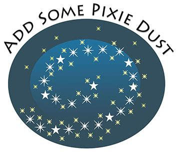 step 8 add some pixie dust | planning for disney