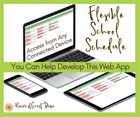 homeschool lesson planner app learn about a new flexible homeschool planning app