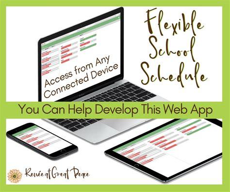 homeschool lesson planner app learn about a new flexible homeschool planning app