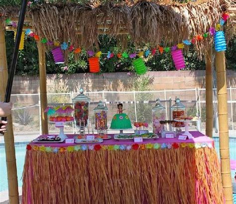 theme names for hawaiian parties tropical luau party ideas luau party