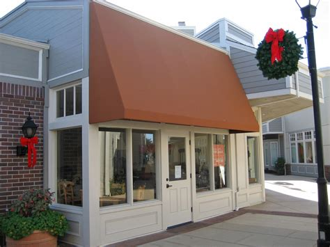 awnings for business commercial awnings acme awning