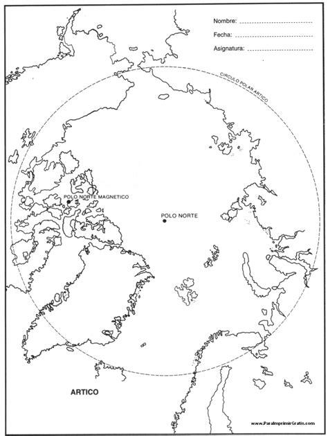 mapa para imprimir gratis paraimprimirgratiscom mapa del 193 rtico para imprimir gratis