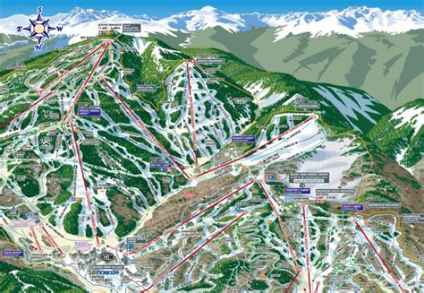 vail colorado trail map beaver creek co trail map webcams ski vacation packages