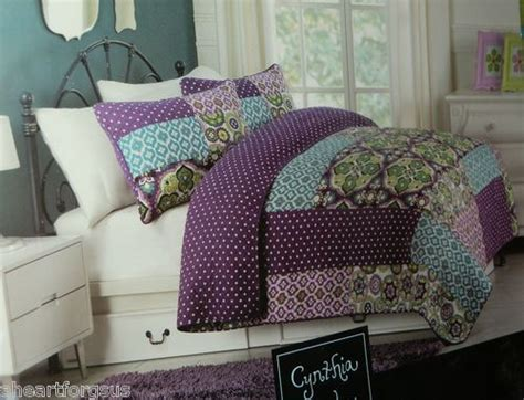 Cynthia Rowley Elephant Quilt by Purple Bedrooms And Quilt On