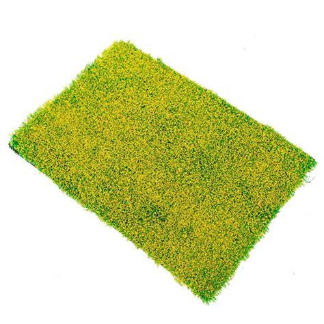 Model Grass Mats by Green Grass Mat Railway Model Layout 20 X 30cm W